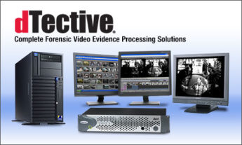 dTective® Forensic Video Analysis Suite