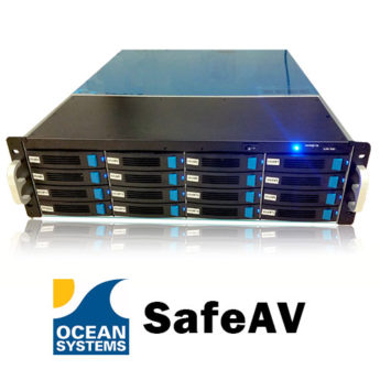 SafeAV 16-Bay Chassis