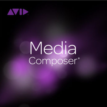Avid Media Composer software