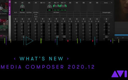 What's New in Media Composer 2020.12